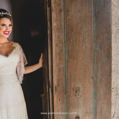 Casamento Luiza e Marcus Heleno - Casa Di Maria